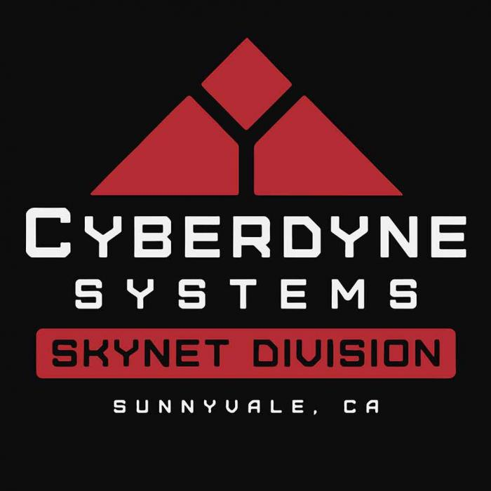 Sticker CYBERDINE : Couleur Course
