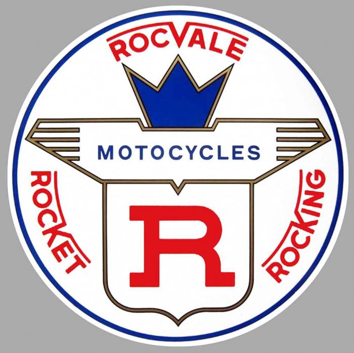 Sticker ROCVALE : Couleur Course